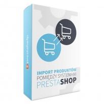Import produktów pomiędzy systemami prestashop