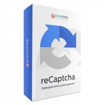 reCaptcha - zabezpieczenie przed spamem