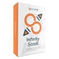 Infinity scroll - płynne przewijanie produktów