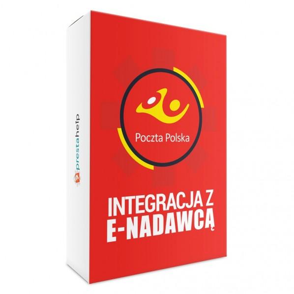Integracja z Pocztą Polską - e-nadawca